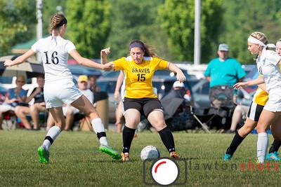 Shawnee vs Hayes (Columbus, OH) - 7/10/2016
