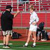Coach Gannon and Lillian Weller