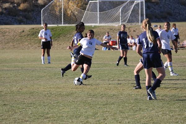 Soccer- Galena vs. Damonte  10-25-08