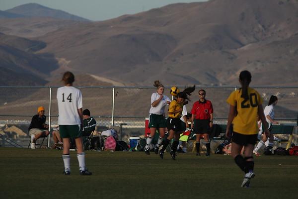 Soccer-  Galena vs. Manogue 10-21-08