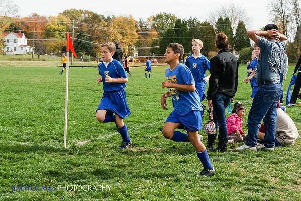 Soccer Game 10-27-2012