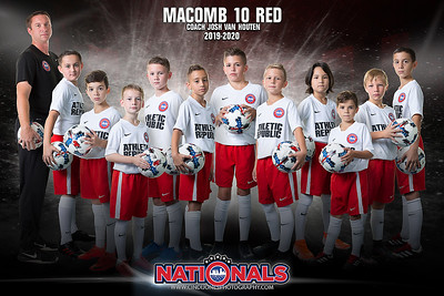 NM10R Pride Team Poster Red