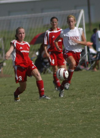 Soccer SA 9/18/05