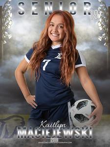 Kaitlyn Dakota Senior Banner 2019