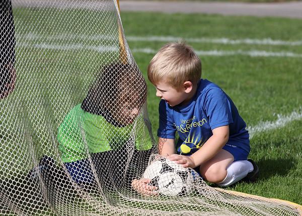 Soccer - Yellow Team - Coach Lance -
