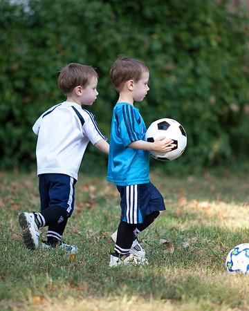 Soccer, week 2