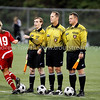 """Images from the 2008 Seattle Pacific University Falcons Soccer match versus  Saint Martins University Saints at Interbay Stadium in Seattle Washington in the NCAA GNAC Division II play. Images have been batch processed for display on the web. 4x6 prints will be made 'as-is' and are priced at a substantial discount, all other sizes and products will be post-processed by hand to maximize image quality (and reflect my usual pro pricing).  Small digital images for web use are available on request with any print purchase. Images may be used for personal viewing, but may not be used for any commercial purposes or altered in any form without the express prior written permission of the copyright holder, who can be reached at troutstreaming@gmail.com Copyright © 2007 J. Andrew Towell   <a href=""""http://www.troutstreaming.com"""">http://www.troutstreaming.com</a> . <br /> <br /> As always, feedback - good and bad - is always appreciated!"""