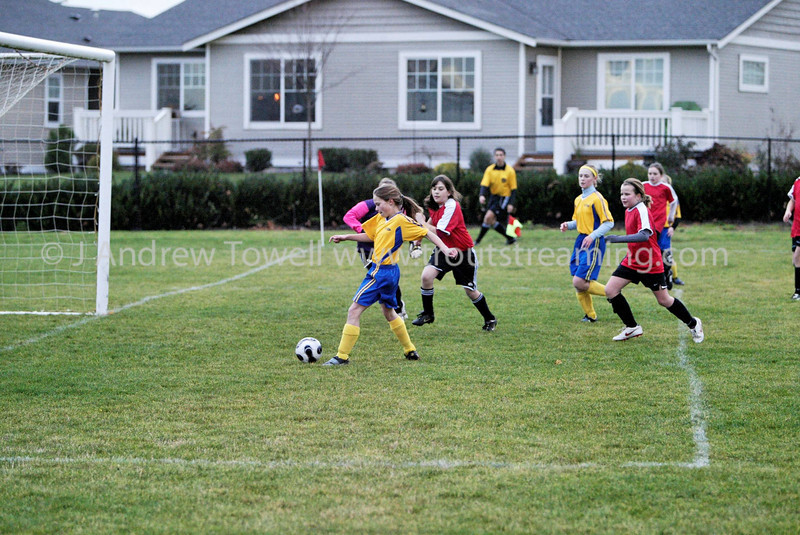 Snapshot gallery of images from the December 6th 2008 Blue Angels Girls Presidents Cup matches. 4x6's will print As-Is all other prints and products will be post-processed by hand before printing.  Copyright © 2008 J. Andrew Towell All Rights Reserved. Please contact the copyright holder at troutstreaming@gmail.com to discuss any and all usage rights.