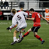 """Images from the 2009 Seattle Pacific University Falcons Soccer match versus  Northwest Nazarene University Crusaders at Interbay Stadium in Seattle Washington in the NCAA Division II play. Images have been batch processed for display on the web. 4x6 prints will be made 'as-is' and are priced accordingly, all other sizes and products will be post-processed by hand to maximize image quality.  Small digital images for web use are available on request with any print purchase. Images may be used for personal viewing, but may not be used for any commercial purposes or altered in any form without the express prior written permission of the copyright holder, who can be reached at troutstreaming@gmail.com Copyright © 2009 J. Andrew Towell   <a href=""""http://www.troutstreaming.com"""">http://www.troutstreaming.com</a> ."""