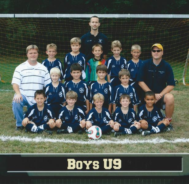 2007 Rovers Team v4