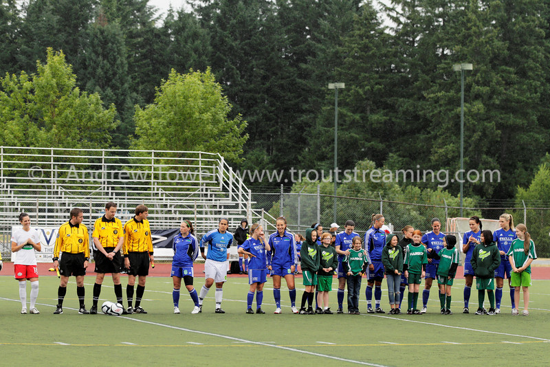 "Images from the 2011 Tacoma Tide Sounders Women W-League USL game versus the Colorado Force at Curtis High School in University Place Washington.  Copyright © 2011 J. Andrew Towell   <a href=""http://www.troutstreaming.com"">http://www.troutstreaming.com</a> troutstreaming@gmail.com"