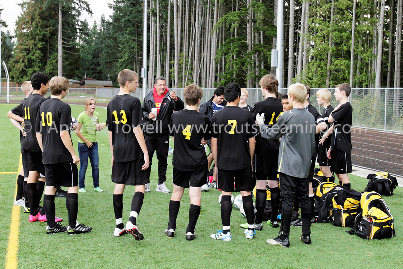 """Snapshot images from the FC Edmonds Boys U15 Hurricanes 2011-12 Soccer Club action. Image Copyright © 2011 J. Andrew Towell for Troutstreaming  outdoor and sports media. All Rights Reserved. 4x6 prints will be made 'as-is' and are priced accordingly, all other sizes and products will be post-processed by hand to maximize image quality. Small digital images for web use are available on request with any print purchase. Images may be used for personal viewing, but may not be used for any commercial purposes or altered in any form without the express prior written permission of the copyright holder, who can be reached at troutstreaming@gmail.com J. Andrew Towell   <a href=""""http://www.troutstreaming.com"""">http://www.troutstreaming.com</a> ."""