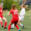 130420 Girls Soccer Pacific Northwest Soccer Club G96 Maroon 1 versus NWN G96 Red 1 Snapshots