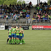 130527 Womens Soccer Sounders Women 4 versus Los Angeles Strikers 2 in W-League Match Snapshots