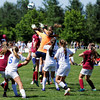 130713 Girls Soccer PacNW G97 Maroon v Whatcom Rangers G97 Gold at Nike Crossfire Challenge