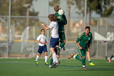 High School Boys JV Soccer