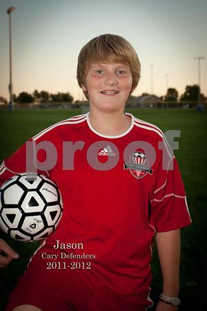 2011-2012 U13 boys red