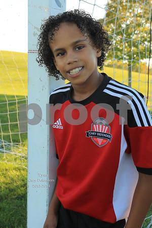 2013-2014 U10 Boys Red