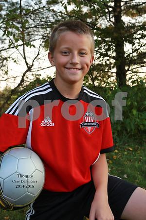2014-2015 U11 Boys Red