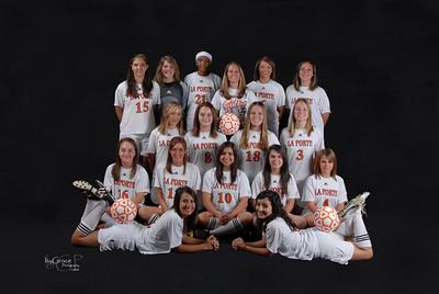 LPHS 2008 Varsity Girls Soccer