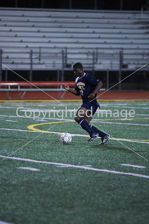 2009-10-06 JFK Soccer Boys 12 @ Eden Prairie