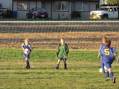 2010 09 27 Soccer game
