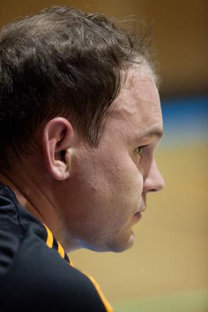 2010-11-13 - Marcin gra w pilke