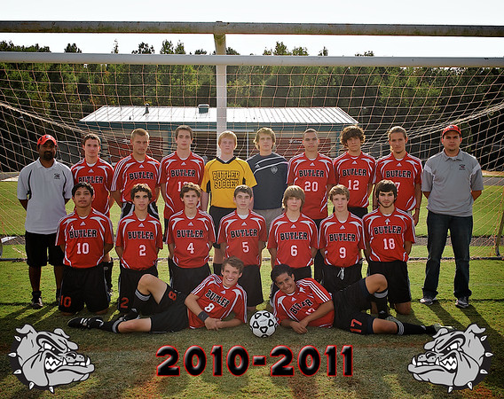2010 Butler High Varsity Soccer