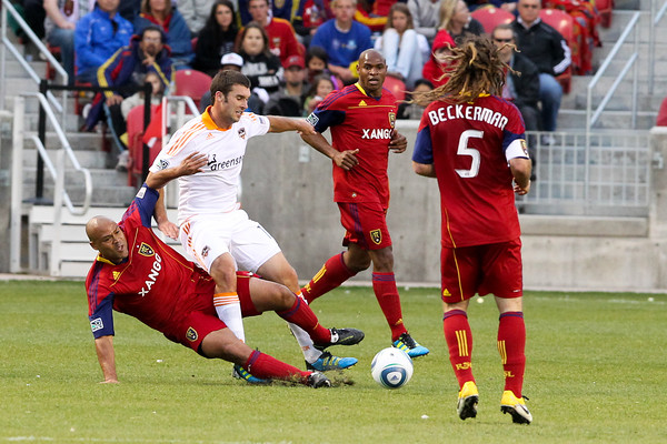 2011-05-14 Real Salt Lake vs Houston Dynamo