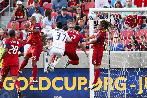 2011-06-04 Real Salt Lake vs Vancouver Whitecaps