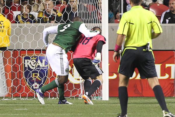 2011-10-22 Real Salt Lake vs Portland Timbers