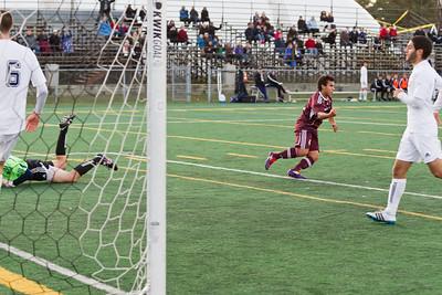 Brandon Gutierrez scores