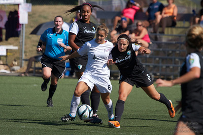 W League Semi final game, Ottawa Fury defeat Pali Blues
