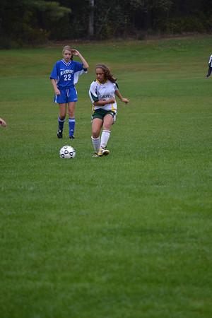 2012 Girls Varsity Soccer U32 092812