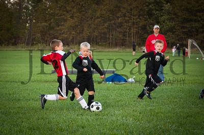 Erik Nygaard U-8 Fall Soccer 02