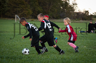 Avery Smith U-8 Fall Soccer 02
