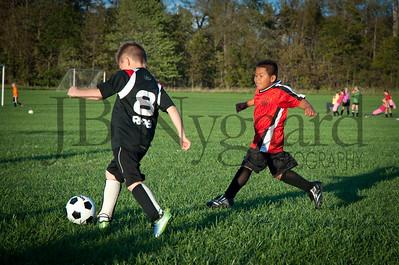 Marco Eiden U-8 Fall Soccer 03