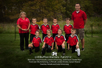 9-17-12 Armstrong U-8-Whole team with names