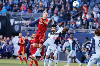 MLS: MLS Cup-Real Salt Lake at Sporting KC