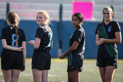RE Girls' Soccer Regionals at Gulliver