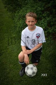 Eli Lemley Spring 2013 U-11-4W