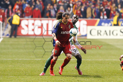 MLS: Western Conference Championship-Portland Timbers at Real Salt Lake