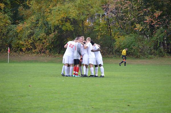 2014-15 Men's Soccer 102814 game