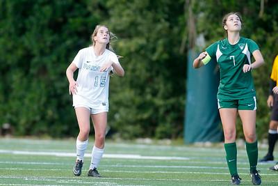 Girls' Soccer St. Brendan