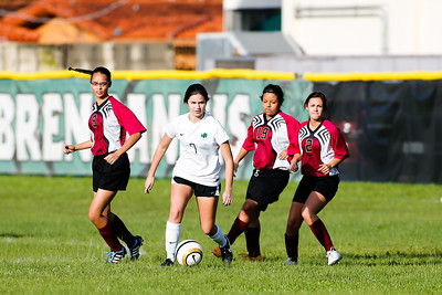 St. Brendan High School Girls' Soccer