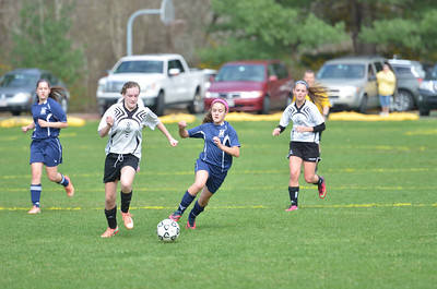 2014.05.03 U13 Soccer at Milford