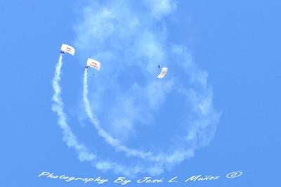 Red Bull Sky Divers