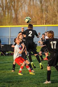 4-17-15 Bluffton U-12  (Eden's team) vs Glass City-64