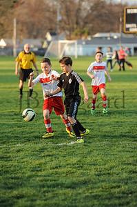 4-17-15 Bluffton U-12  (Eden's team) vs Glass City-57