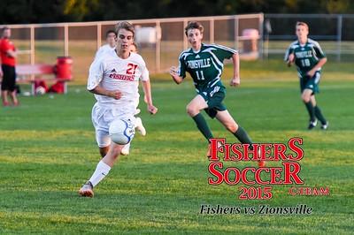 2015 Boys C-Team Soccer - Zionsville